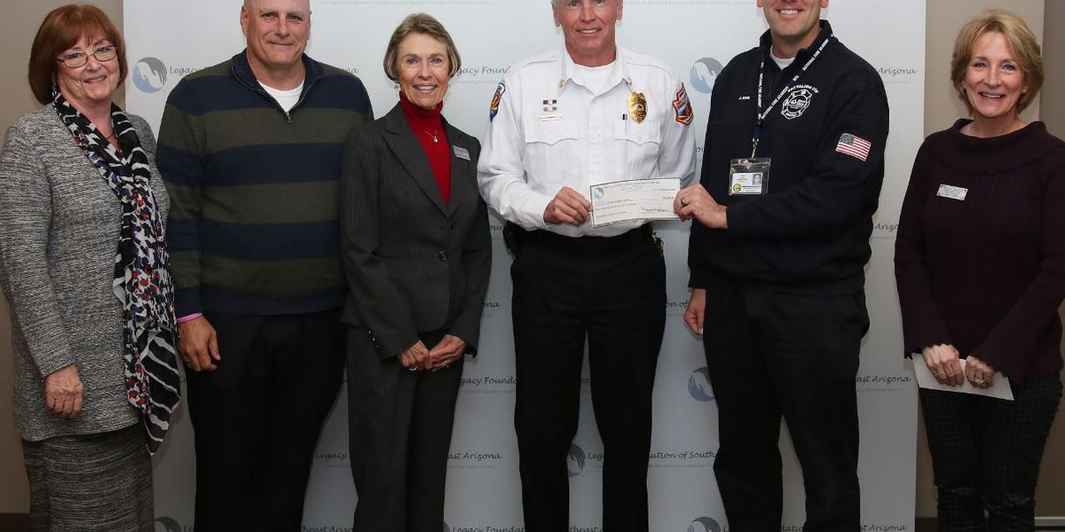 Sierra Vista Fire & Medical Services receives grant for PulsePoint app