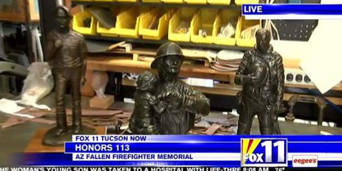 AZ Fallen Firefighter Memorial