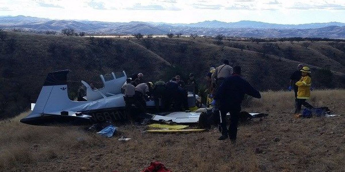 Sheriff releases preliminary cause of Nogales plane crash