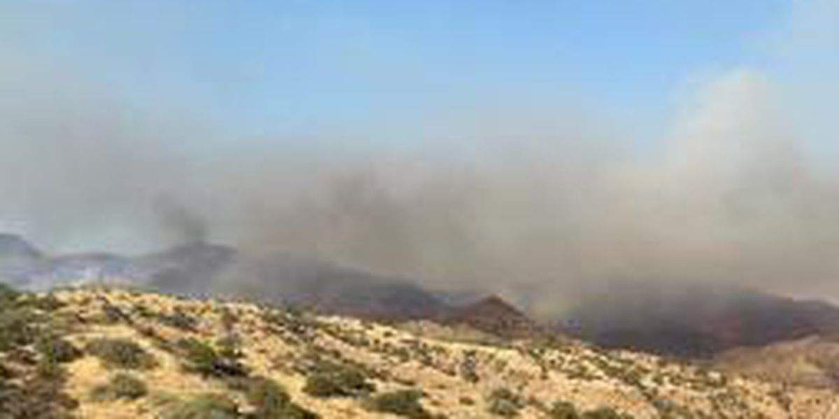 UPDATE: Habanero Fire at 3,247 acres and is 70% contained