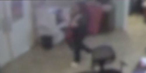GRAPHIC: Migrant kids pushed, dragged by staff at shelter