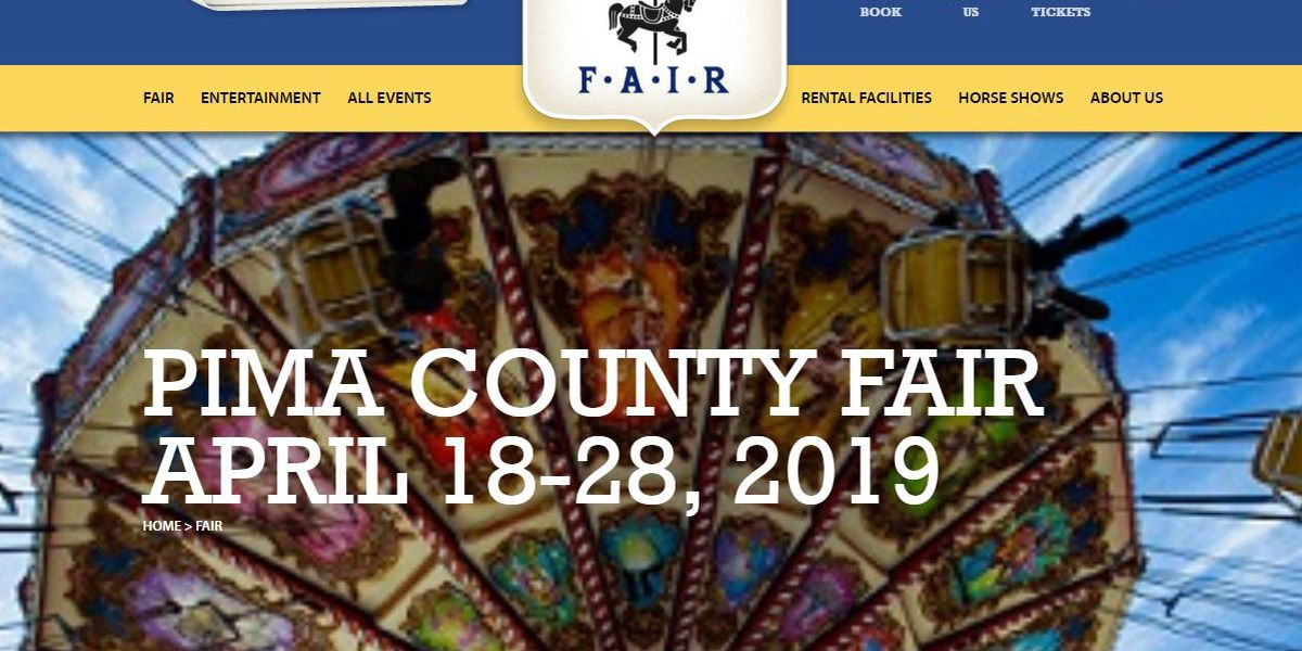 Pima County Fair offering free admission with food donation