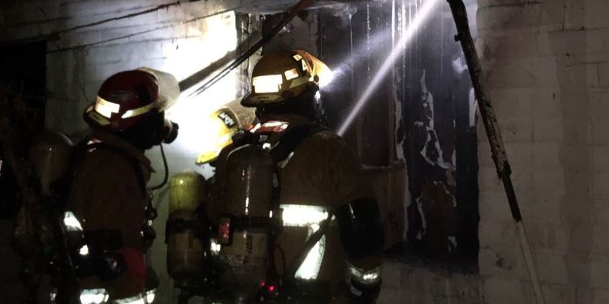 Tucson FD investigating fire at vacant midtown home