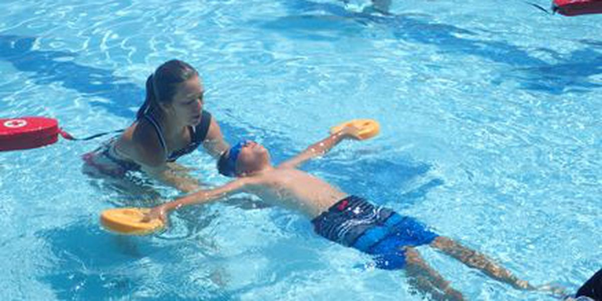 TMC HealthCare and Pima County partner, providing 800 free swim lessons for children