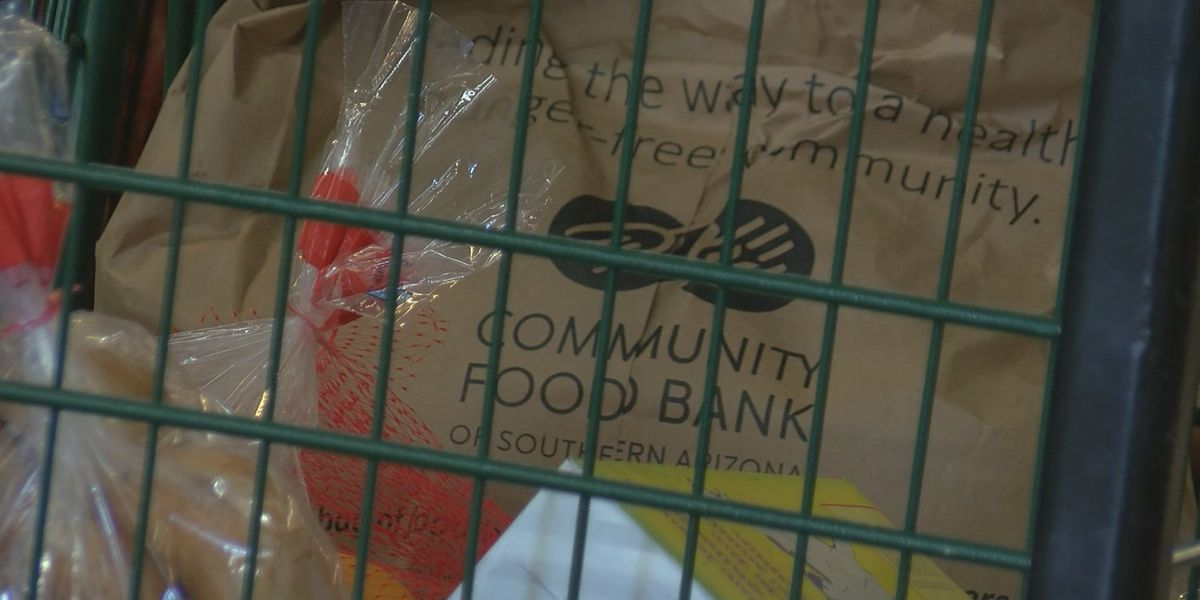 Community Food Bank to start home delivery for seniors with state funding
