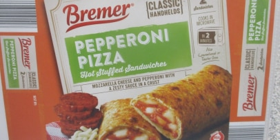 50,000 pounds of stuffed sandwiches recalled due to possible foreign matter contamination