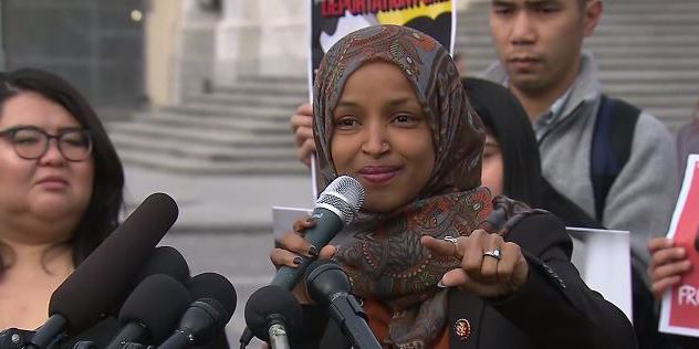 'It has to stop': Rep. Omar says Trump encourages violence, hate