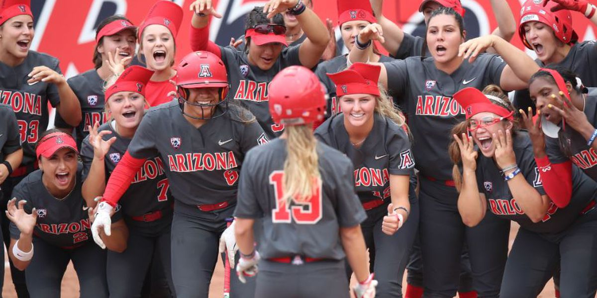 Arizona Softball wins 31st regional title