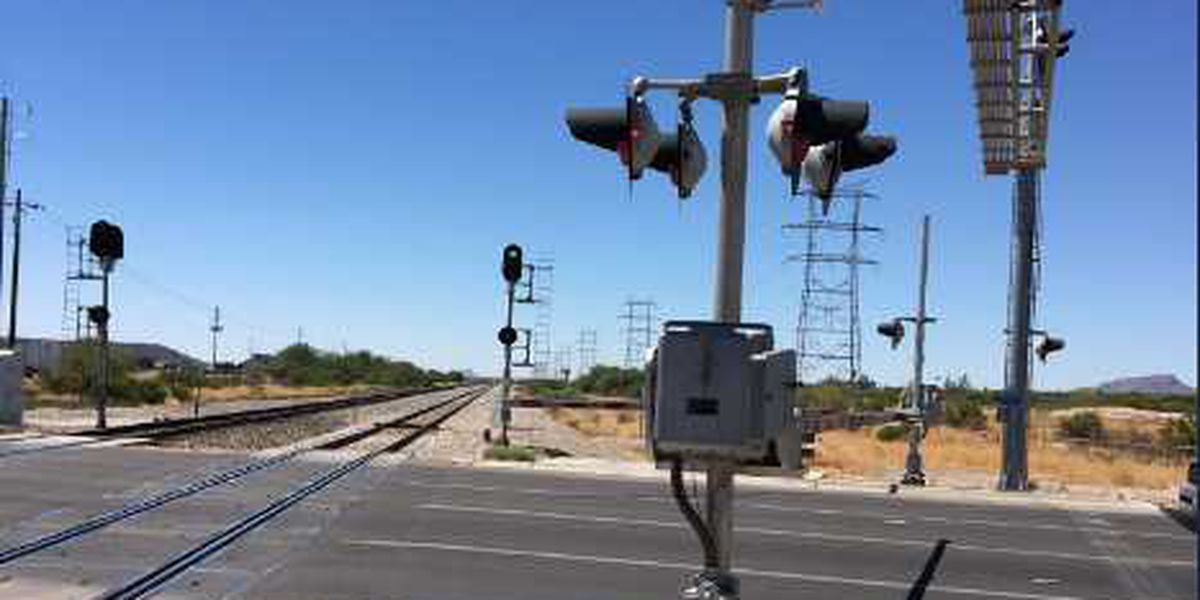 UPDATE: Hit-and-run crash at train crossing in Marana