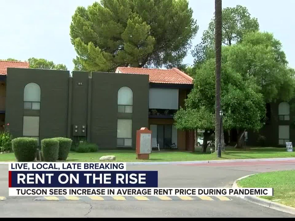 Rent prices going up in Tucson during pandemic