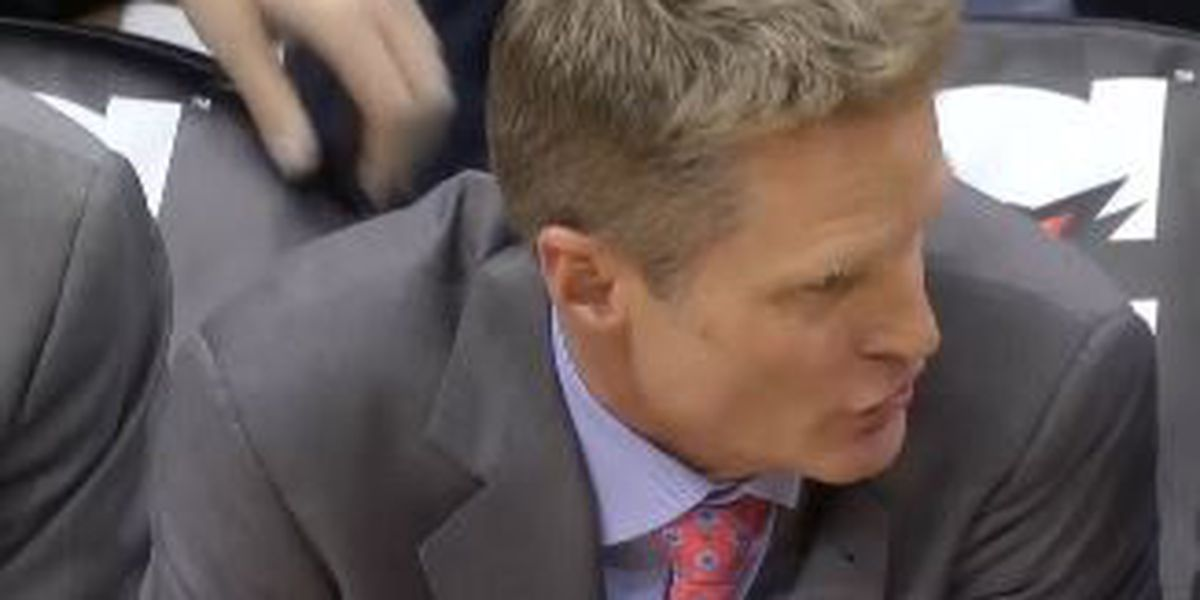 Kerr's crew can't catch up