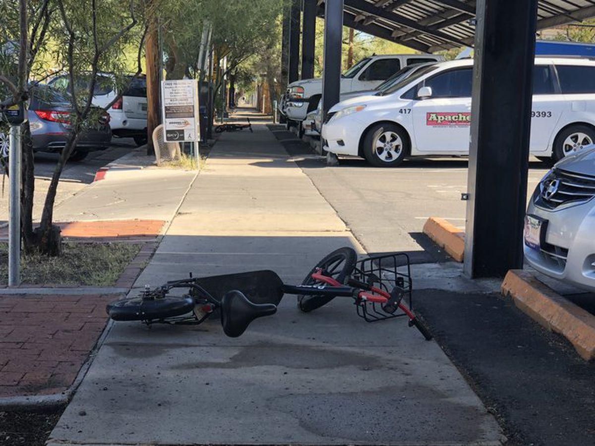 Tucson council to continue e-scooter program