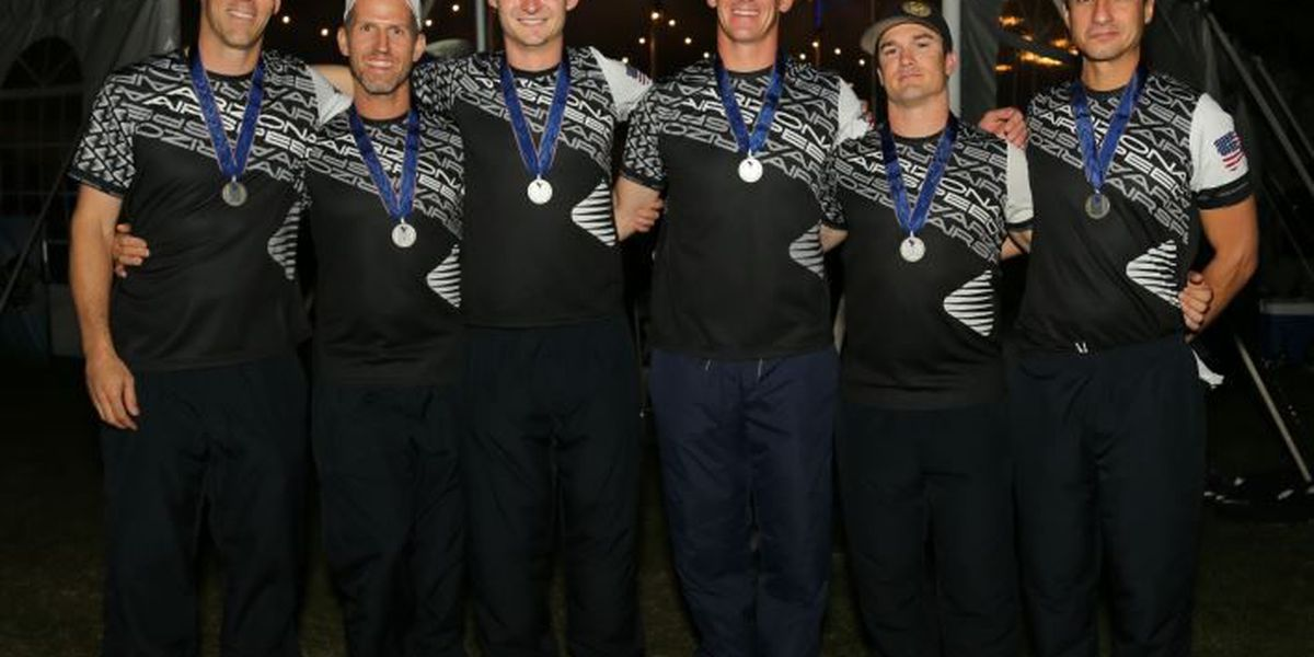 Arizona Airspeed wins Silver at Skydiving World Championships