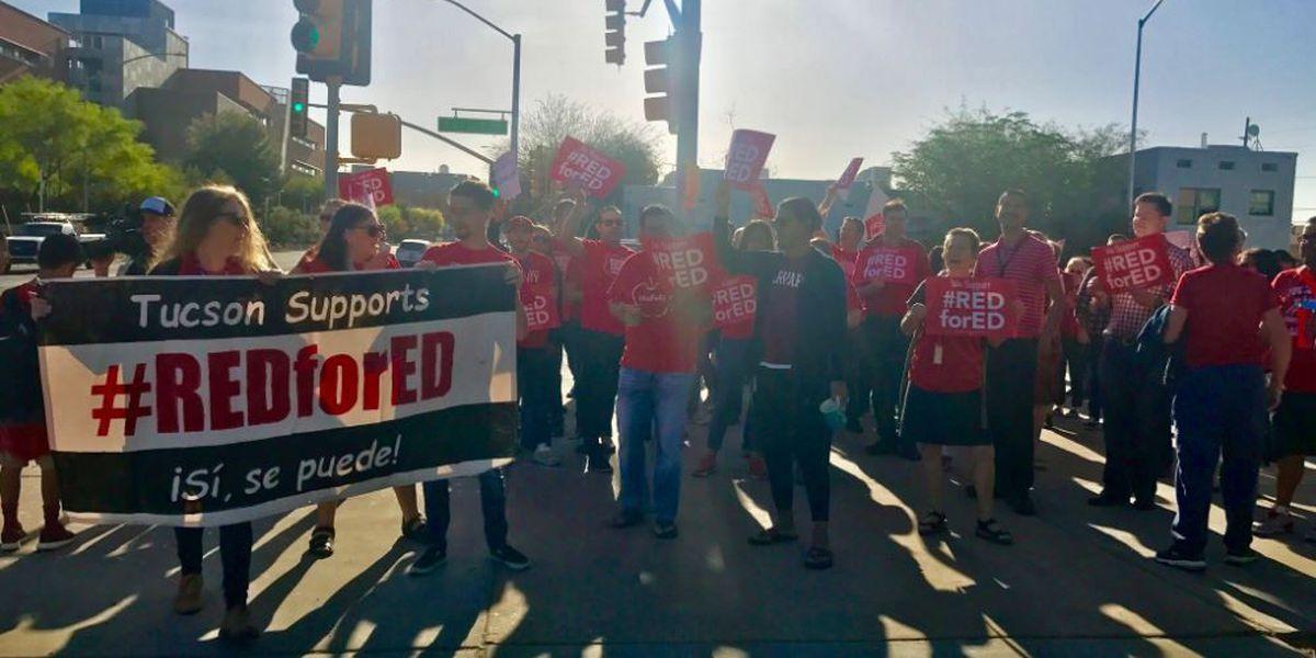 Teachers to vote on walkout despite governor's proposal