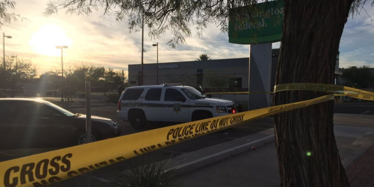 UPDATE: Suspect shot by South Tucson officer dies