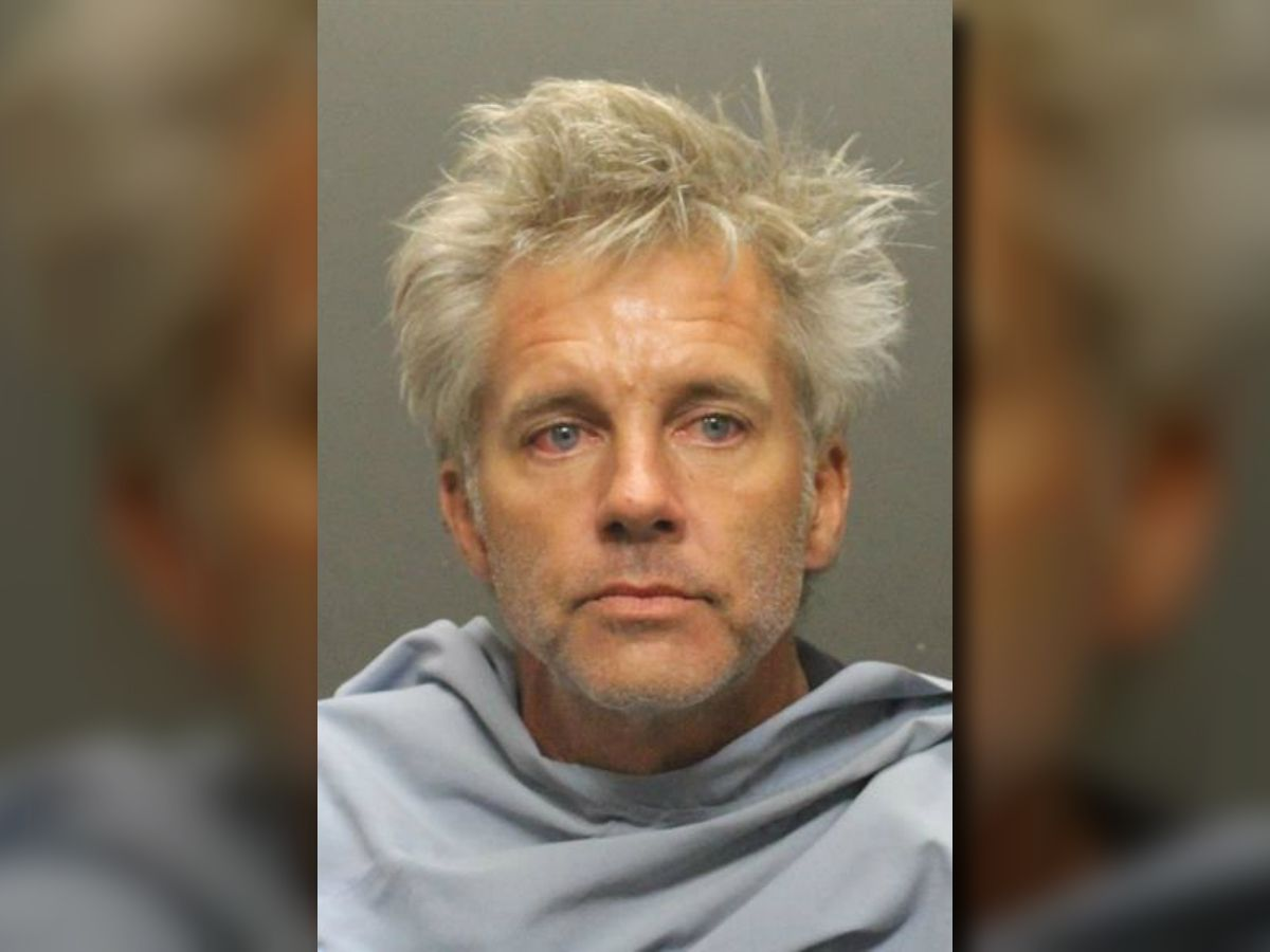 Man arrested after TPD sign found vandalized downtown