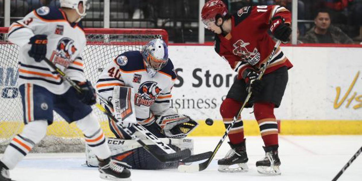 AHL: Condors flying high; win 16th in a row