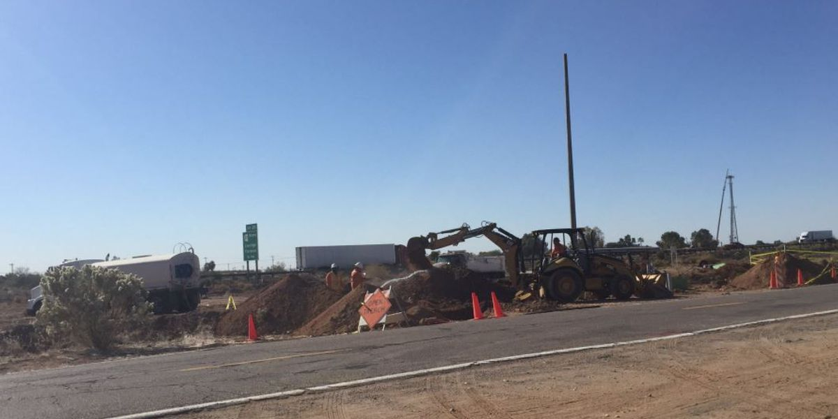 ADOT begins widening project along I-10 in Picacho