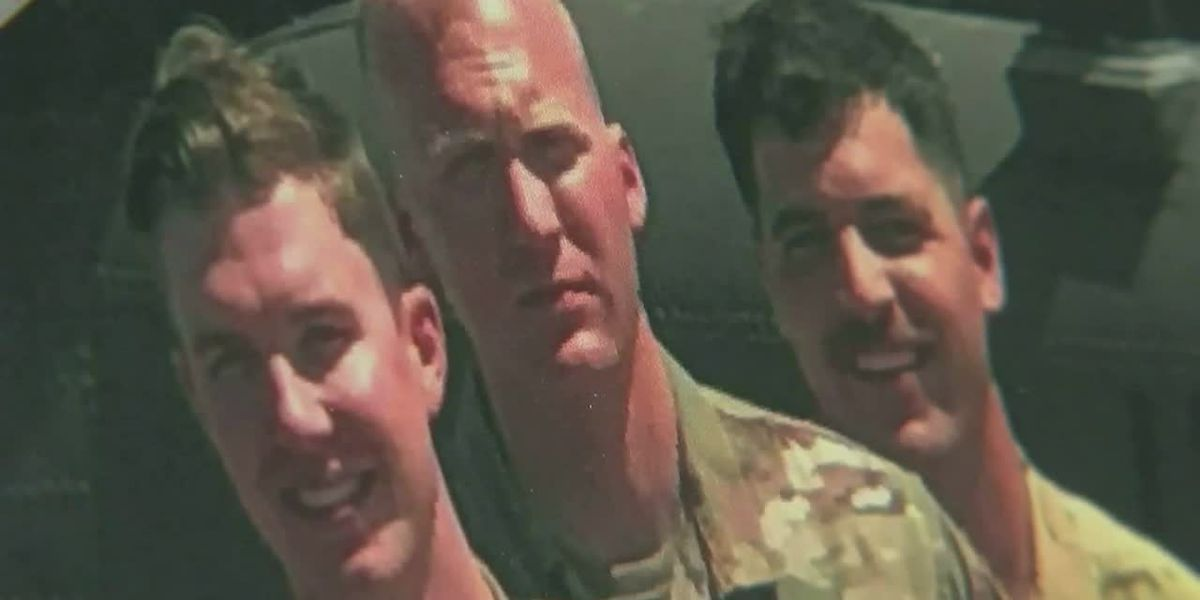 Minnesota National Guardsmen who died in crash ID'd