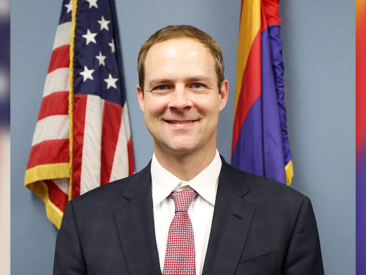 Gov. Ducey names Rob Woods as Director of Arizona Dept. of Revenue
