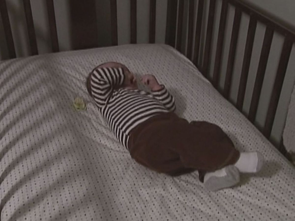 New warning for parents of babies on how they sleep