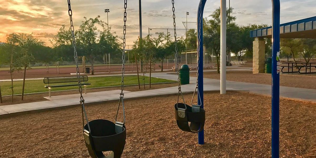 Serious danger lurks in playgrounds during extreme heat