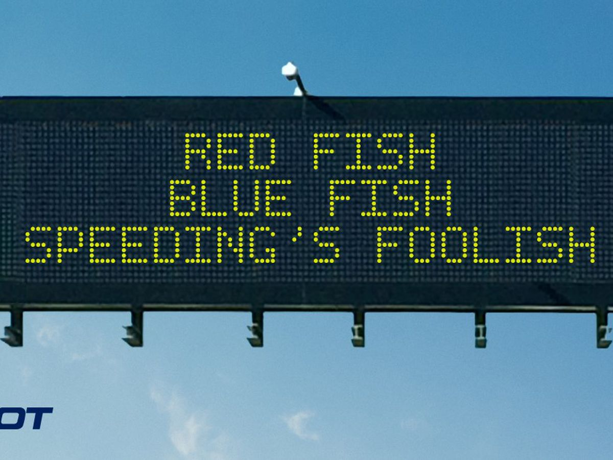 ADOT announces finalist in Safety Message Contest