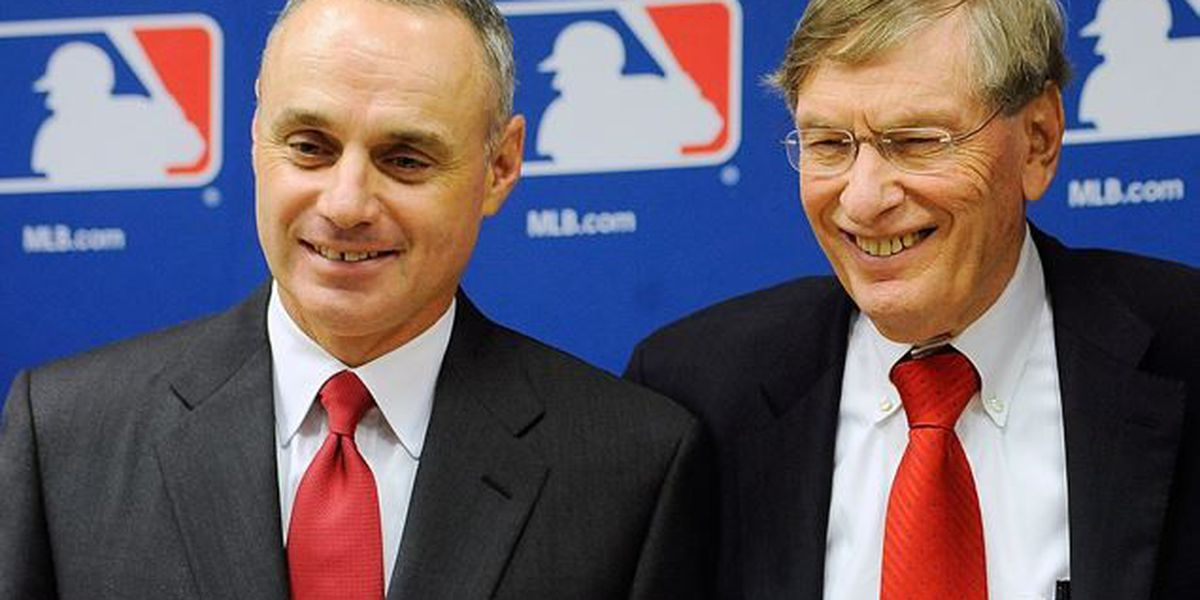 New MLB Commissioner elected