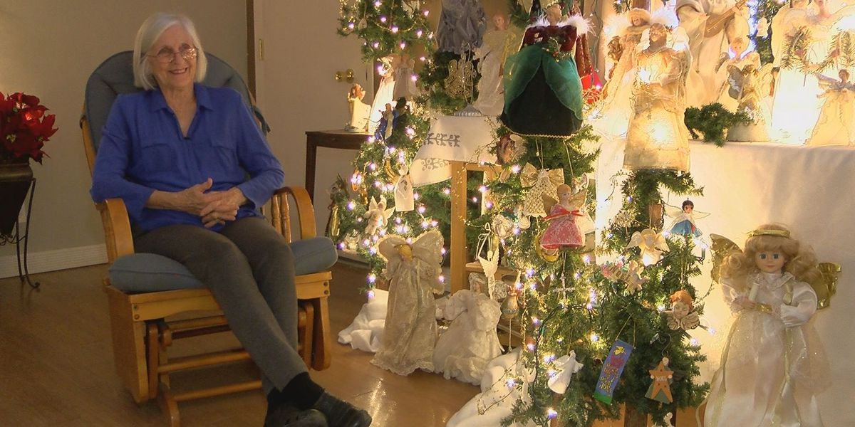 The Angel House: Tucson woman goes above, beyond with Christmas decorations
