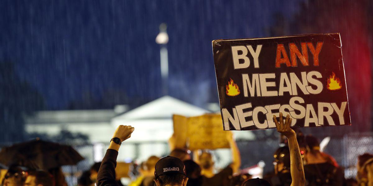 Floyd demonstrators vow to sustain momentum until change happens