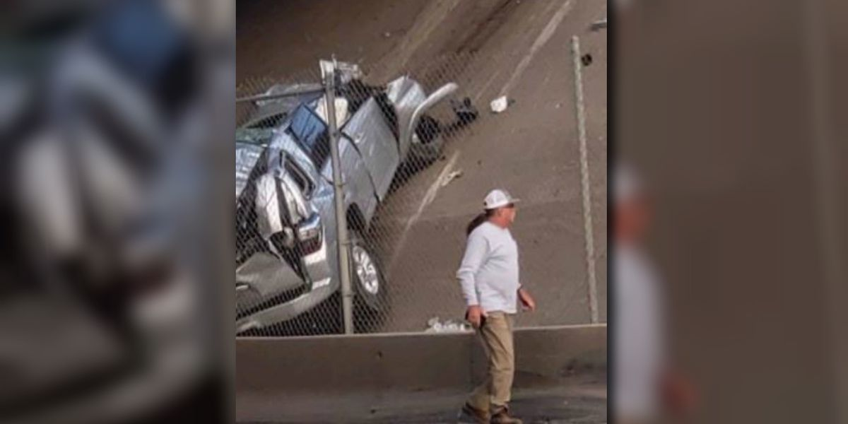 UPDATE: Police identify driver who died in crash on Orange Grove at I-10