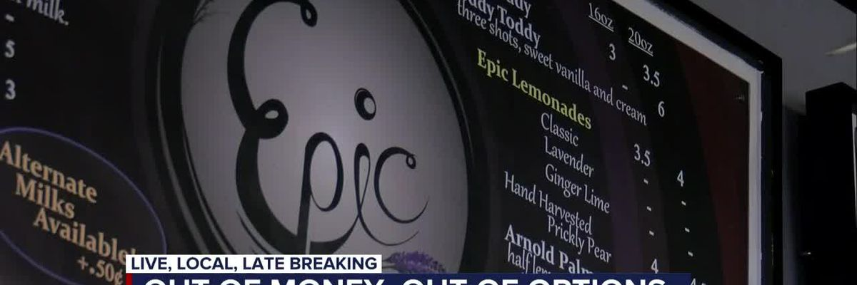 Epic Cafe to close after 26 years in business