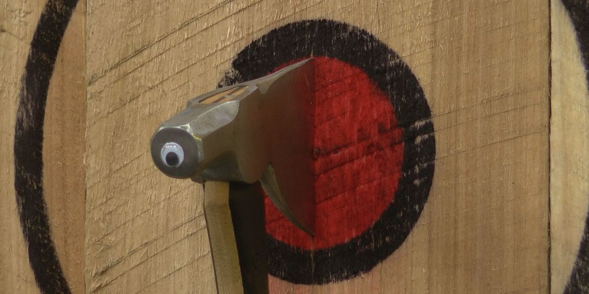 World Axe Throwing Championships wrap up at Splitting Timbers in Marana