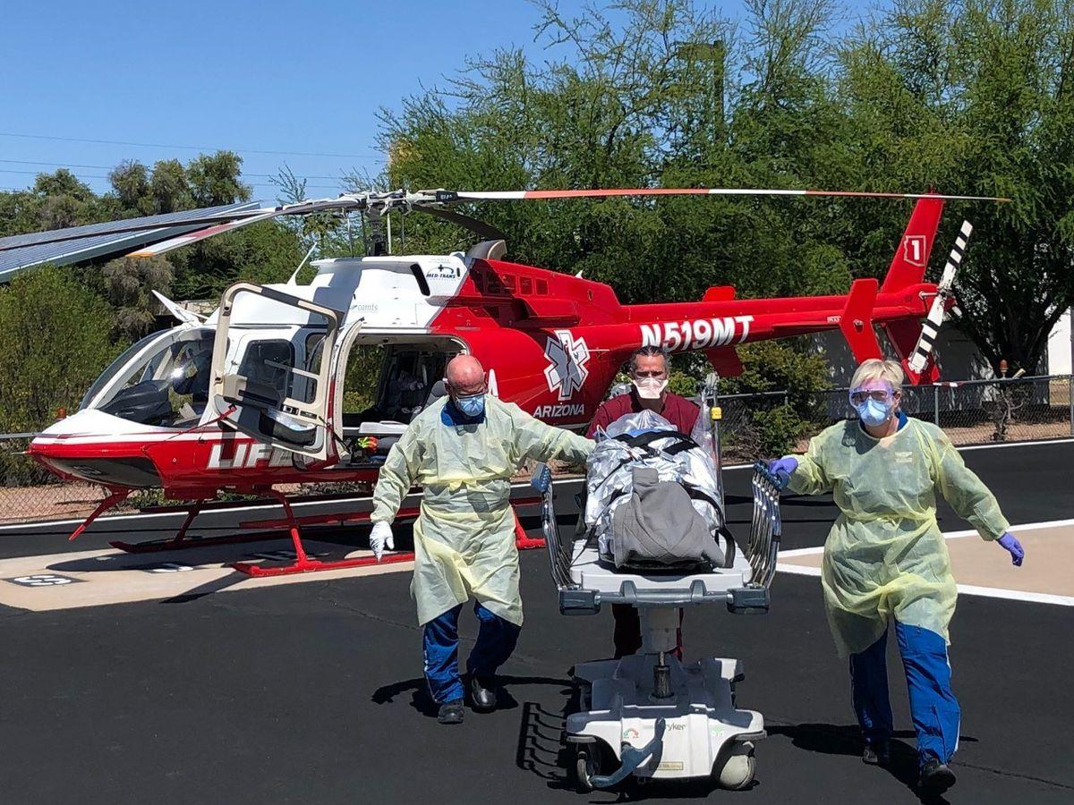 St. Joseph's Hospital earns Level 1 Trauma Center designation