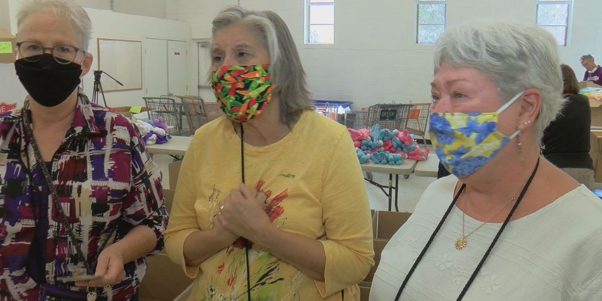 Arizona's Heart and Sol: Group makes 11,000 masks, never stops volunteering