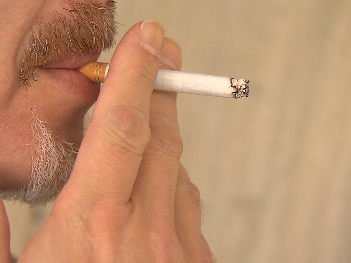 Quitting smoking now could up your odds against COVID-19