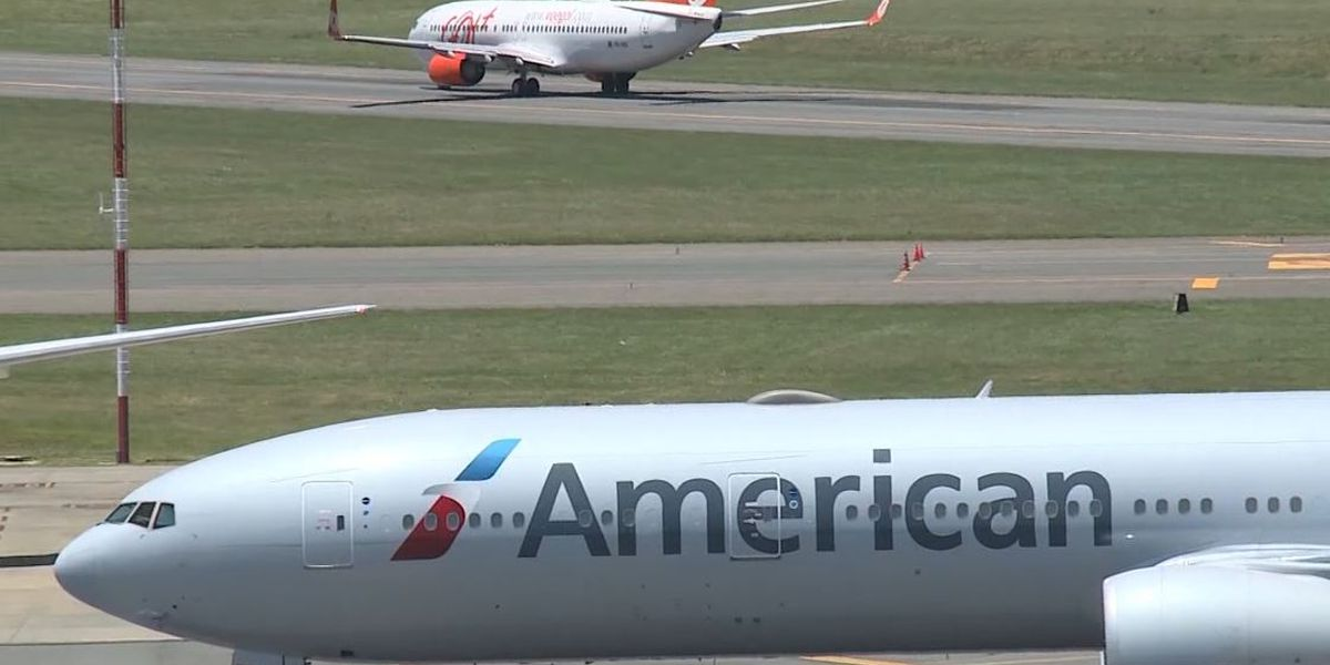 100 American Airlines flight attendants test positive for coronavirus