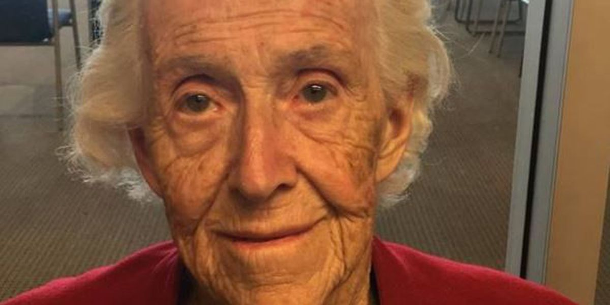 Good news update, elderly woman reunited with her family