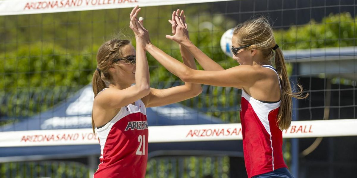 Arizona to Host 2015 Sand Volleyball Red-Blue Game