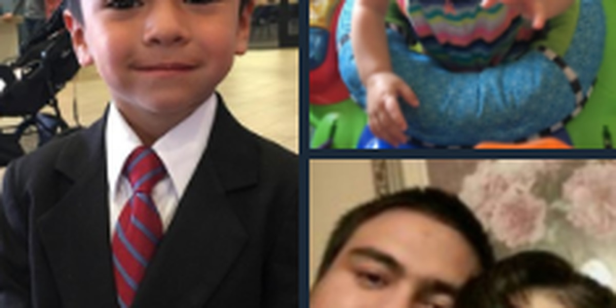 UPDATE: Vehicle connected to AMBER Alert located in Nogales, kids still missing