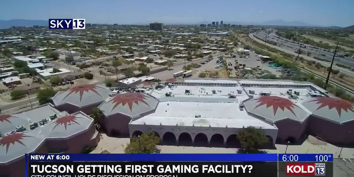 New casino may be in works at I-10 and Grant