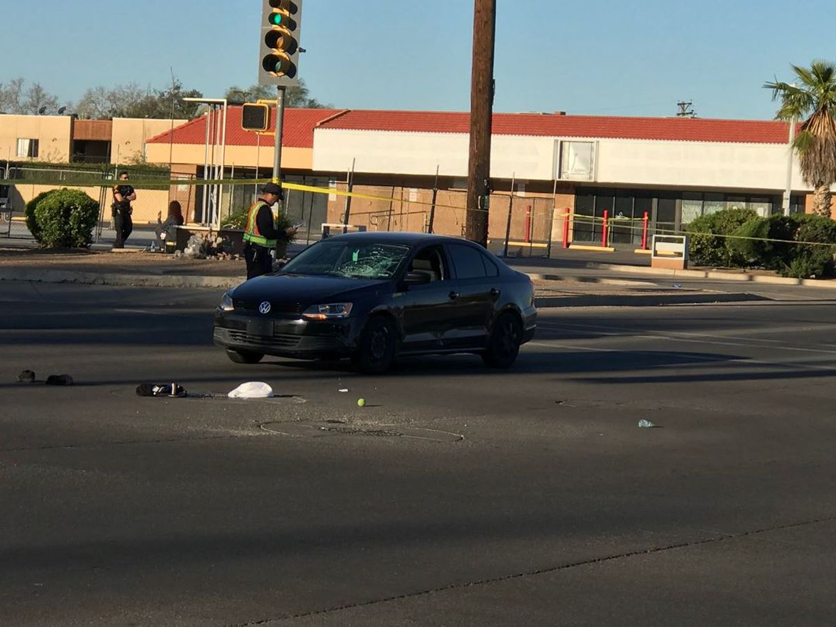 UPDATE: Teen girl struck by car suffers life-threatening injuries