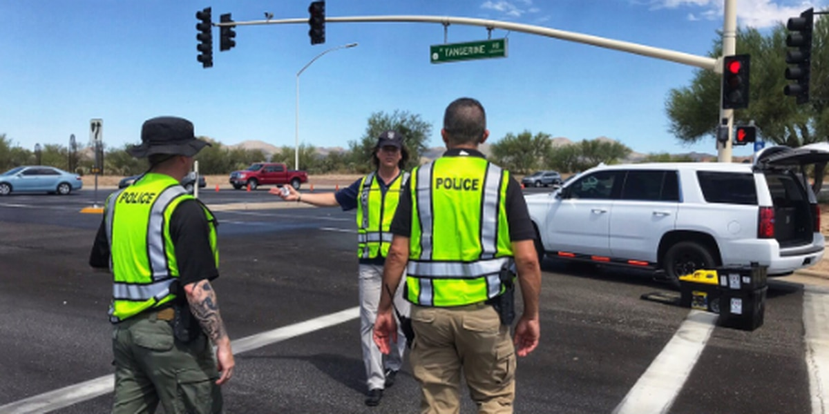 UPDATE: Intersection open after fatal Oro Valley crash