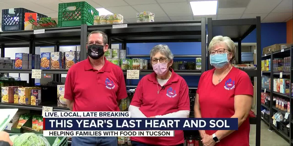 ARIZONA'S HEART & SOL: Woman helps provide meals to low-income families