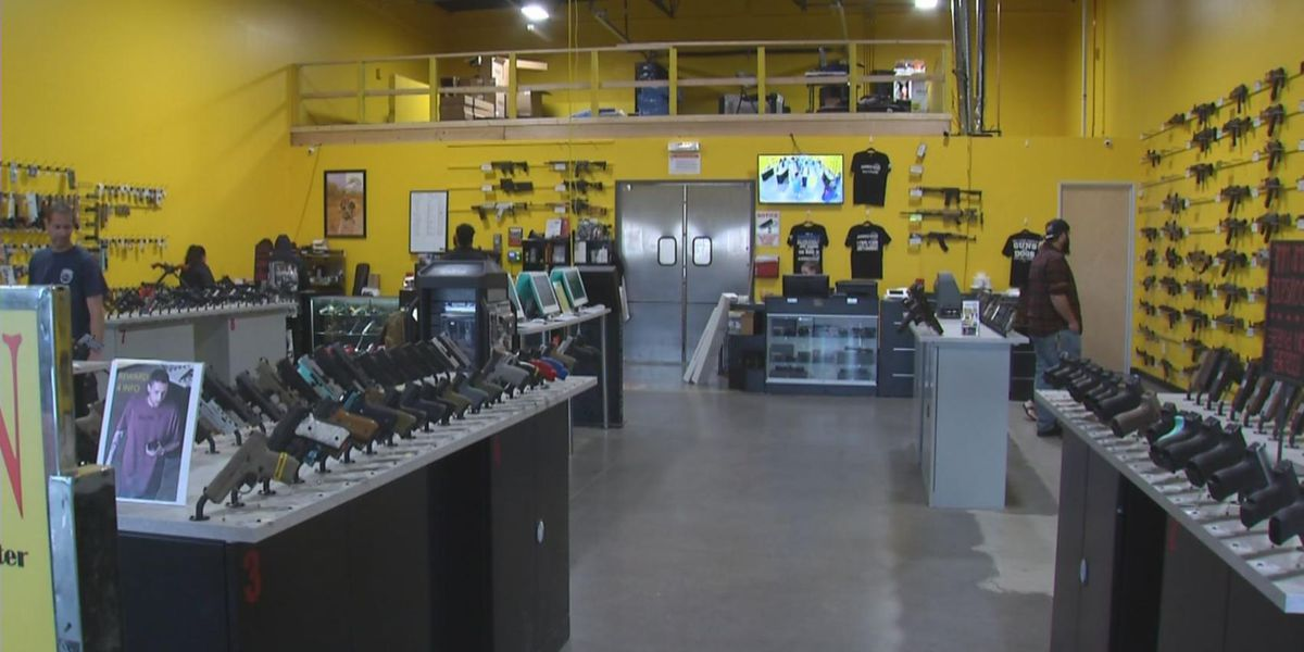 Arizona gun store owner says proposed assault weapon ban has boosted sales