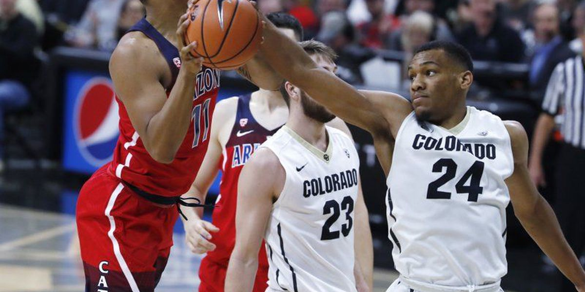 FINAL: Arizona falls to Colorado 80-77 in Boulder