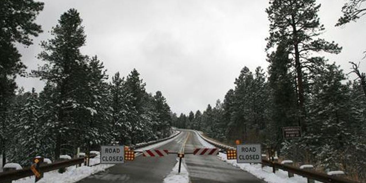 SR 67 to North Rim of Grand Canyon to close for winter in December