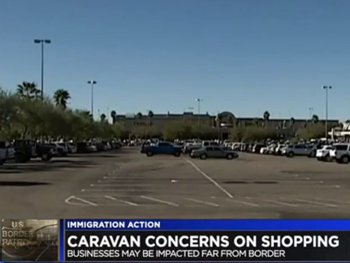 Tucson businesses could be affected by Mexican shoppers held in long port lines