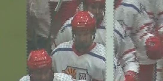 #7 Arizona Hockey takes out frustration on GCU