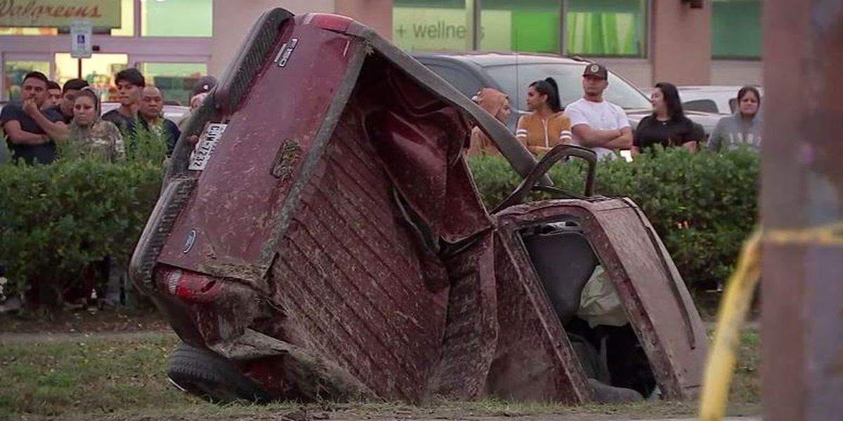 Deputies: Teens egging cars led to road rage, crash that killed Houston woman